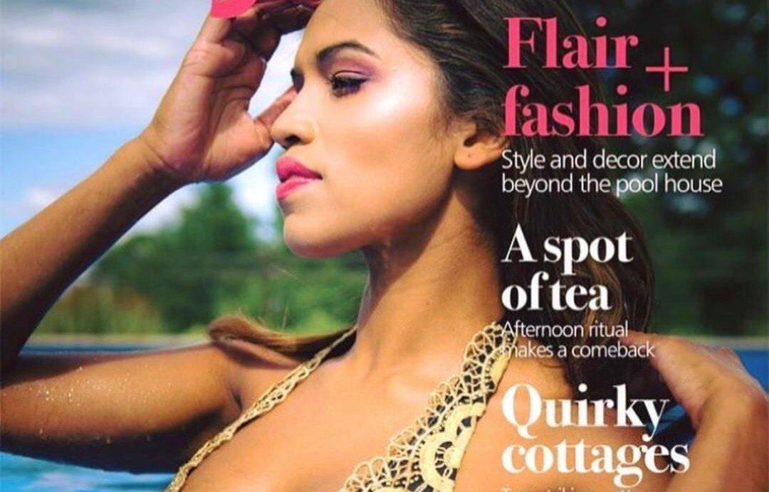Style Magazine Cover
