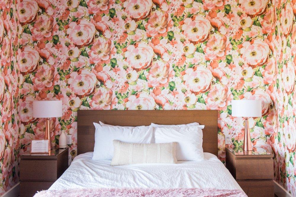 The June Motel room