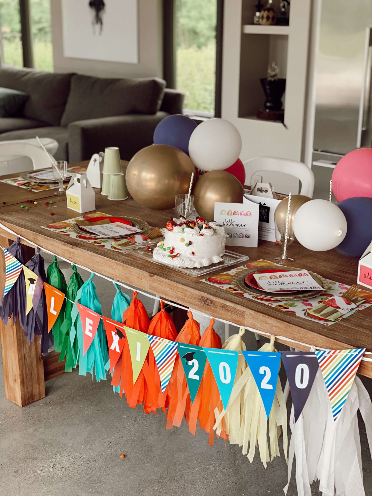 Oh Happy Summer Days – Fun & Interactive Party Ideas