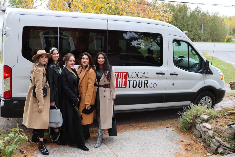 Girls on Tour, PEC