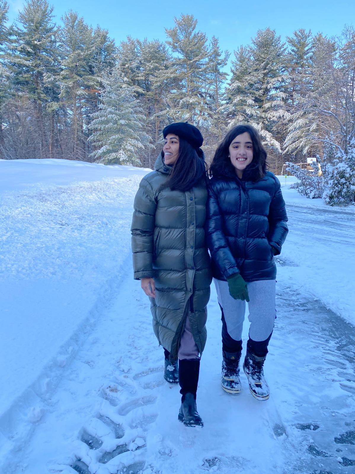 Winter Puffer Jackets