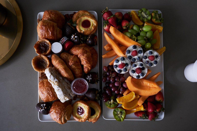 Fresh Continental Breakfast